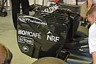 McLaren: le paratie dell'ala posteriore hanno i soffiaggi aperti