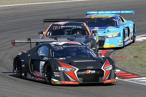 WRT keeps Frijns, adds Treluyer and Dennis to Blancpain line-up