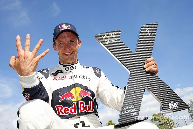 Ekstrom to miss first DTM race since 2001 for WRX finale