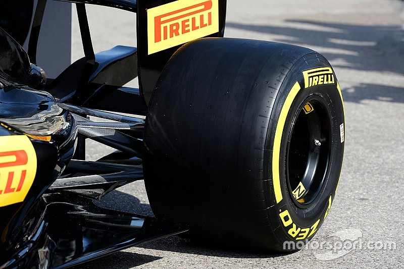 """Pirelli says 2017 tyres will be """"amazing"""" for F1"""