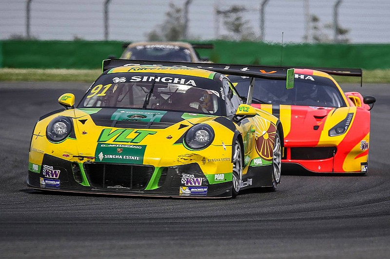 Craft-Bamboo Racing determined to return to the podium in Thailand