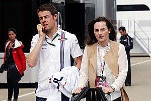 Ди Реста: Еще в среду жена сказала мне, что я поеду за Williams