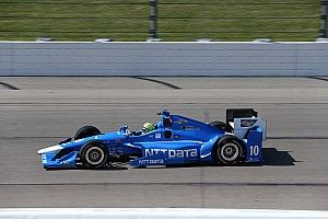 Kanaan, Newgarden, Pagenaud continue to shine at Iowa