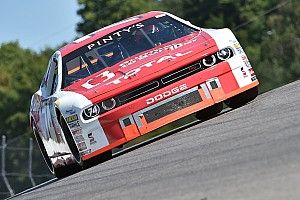 Kevin Lacroix scores dominating NASCAR Pinty's Series race win at CTMP