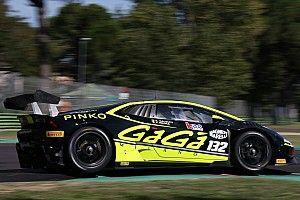 Esordio per il team Antonelli nella penultima tappa del GT Open a Monza