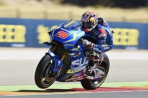 """Interview: Why Silverstone win is merely a """"starting point"""" for Suzuki"""