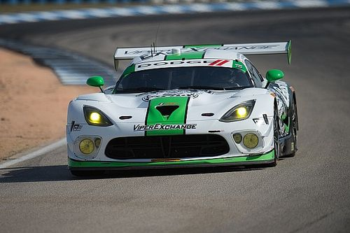 Viper Exchange shooting for the podium and championship points at Laguna Seca