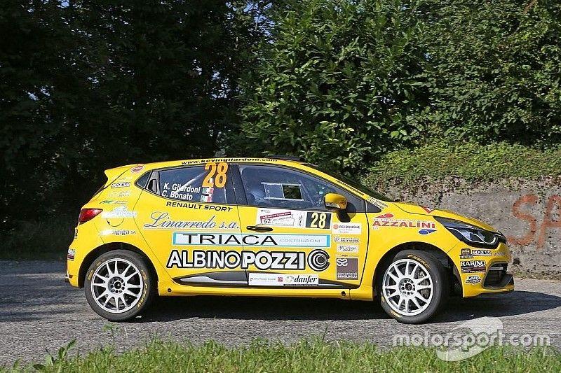 Al Rally il Ciocco prendono il via anche i Trofei Rally Renault 2017