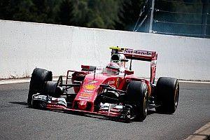 Ferrari confirms aero department reshuffle