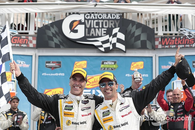 Action Express goes 1-2 at Watkins Glen