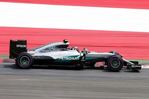 Austrian GP grid: Why Rosberg starts sixth