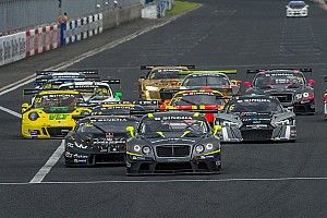 The GT Asia Series returns to battle in the shadow of Mount Fuji