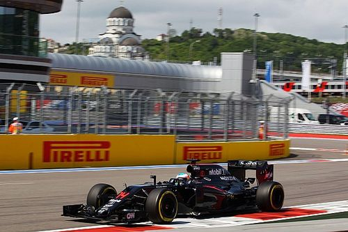 "Alonso: McLaren ""didn't deserve"" a better result in qualifying"