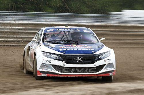 Honda Global Rallycross Civics debut at Daytona