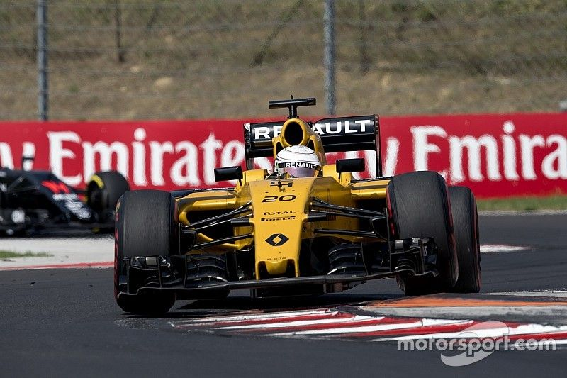 Renault's bright future keeps me motivated, says Magnussen