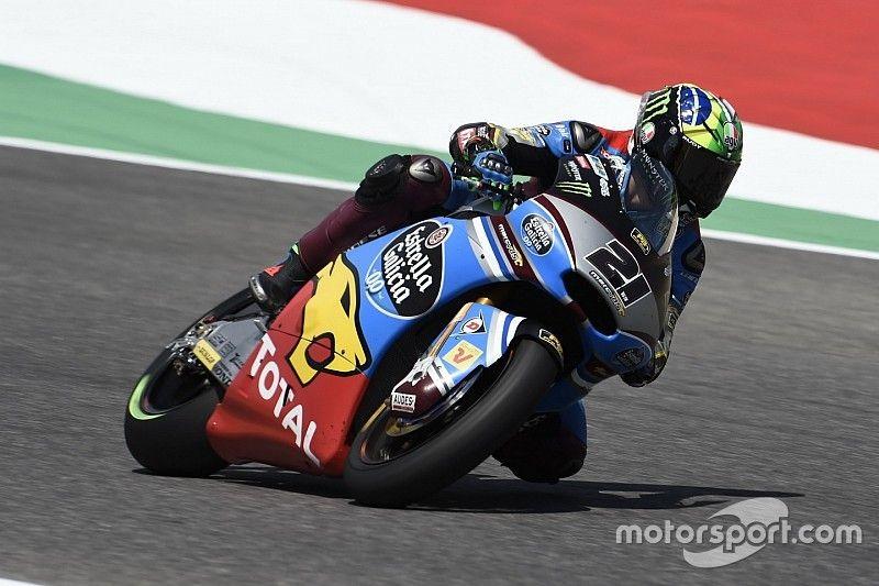 Moto2: Morbidelli le quita la pole a Márquez en el último instante