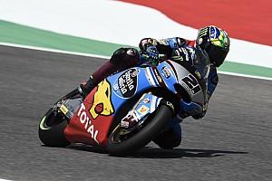 Moto2 Kwalificatieverslag Morbidelli nipt sneller dan Marquez in kwalificatie GP van Italië