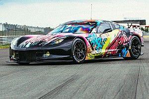 Larbre revela pintura de carro de Rees para 24 Horas de Le Mans