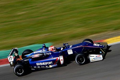 DeFrancesco targets Top 3 finish in Euroformula Open