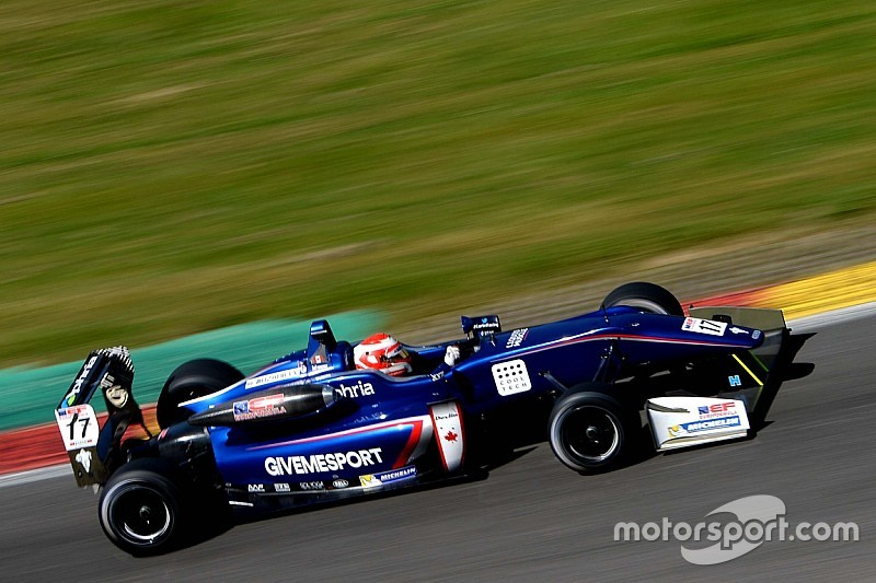 DeFrancesco targets Top 3 finish in Euroformula Open