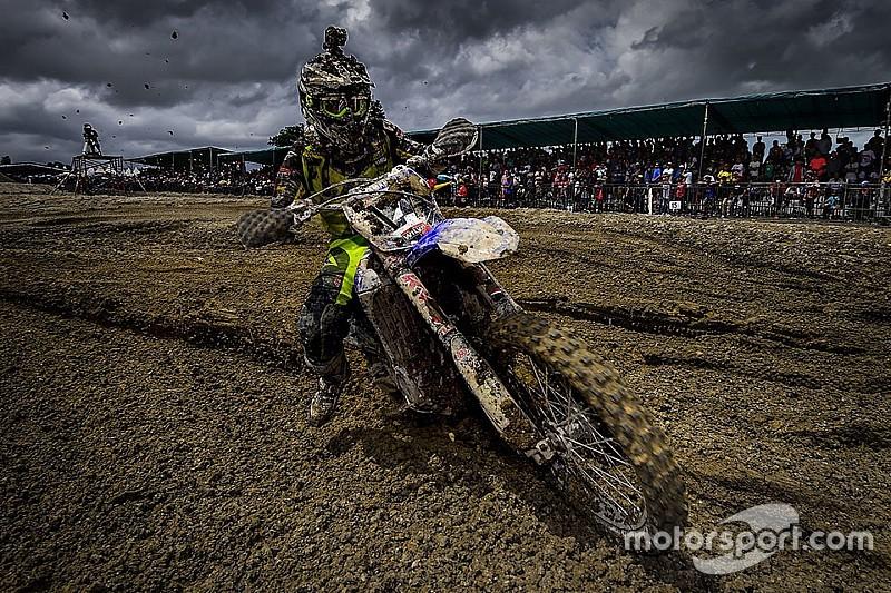 Simpson y Seewer alcanzan la gloria en el barro de Indonesia