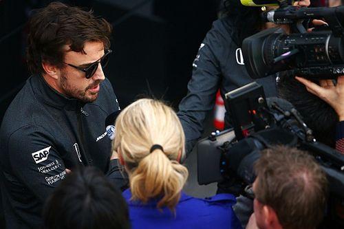 Alonso: Pist üstünde en iyi pilot olduğumu hissediyorum