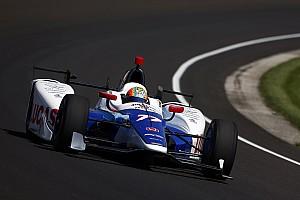 IndyCar Репортаж з практики Інді-500: четверту практику виграв Ховард, Алонсо – четвертий