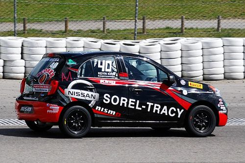 Kevin King wins Round 9 at Canadian Tire Motorsport Park