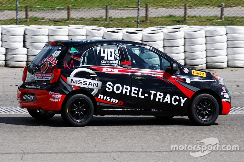 Kevin King wins Race 2 of Summer Classic at Mont-Tremblant circuit