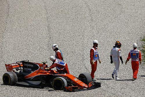 """Vandoorne: """"Had Massa helemaal niet verwacht"""""""