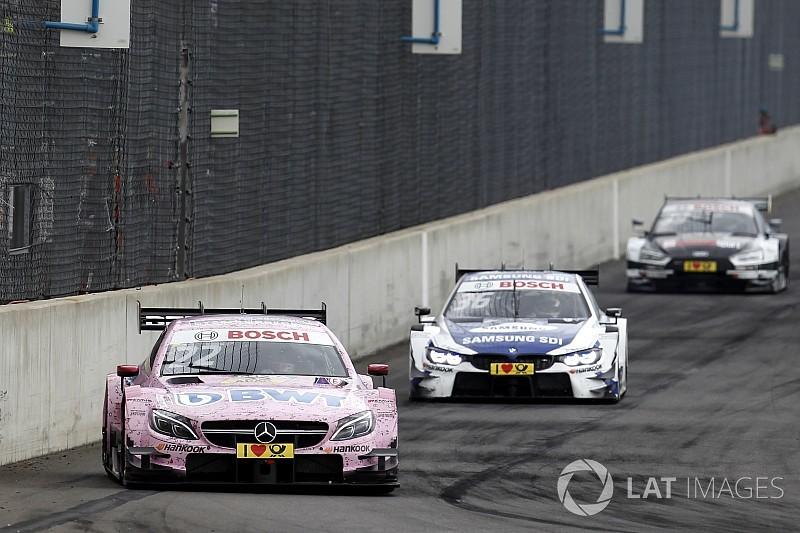 Course 1 - Lucas Auer toujours sans rival