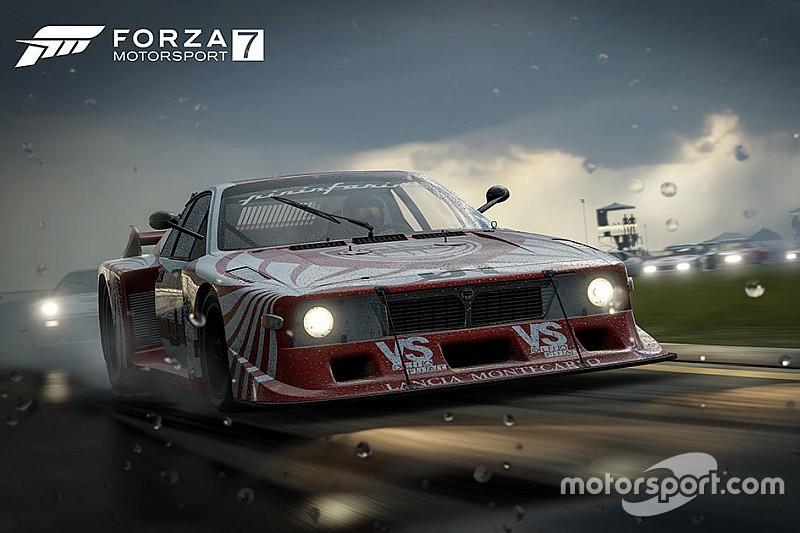 Forza Motorsport 7 выбрали лучшей спортивной игрой года