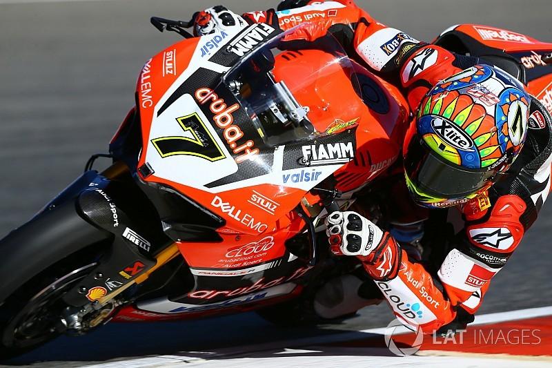 """Ducati, Davies: """"Porteremo a Magny Cours novità provate nei test"""""""