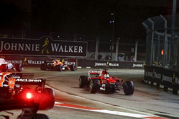 Formula 1 Son dakika Doornbos: Vettel, Singapur ve Bakü'den sonra şampiyonluğu hak etmiyor