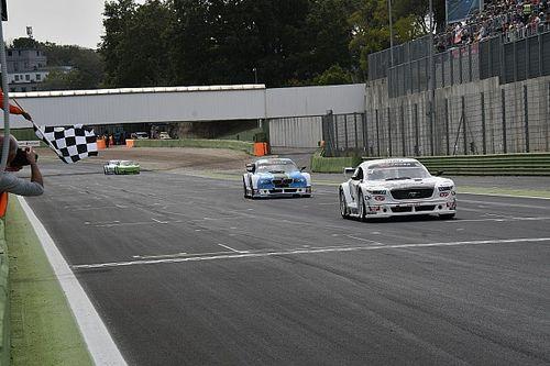 A Vallelunga vittorie per Malucelli e Giudice in Gara 2 e 3