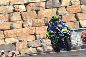 Fotogallery: Valentino Rossi in prima fila nelle qualifiche di Aragon