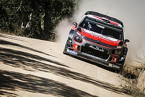 WRC Nieuws Loeb na geslaagde graveltest: