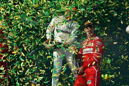 El récord que Raikkonen le arrebató a Schumacher en Australia