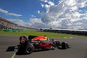 Ganti girboks, Ricciardo turun lima grid