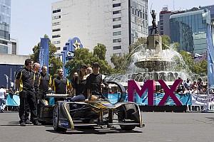 Formula E Noticias de última hora Esteban Gutiérrez maneja por primera vez un Fórmula E
