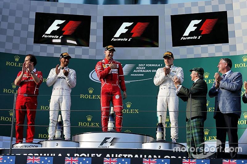 Stewart: Hamilton gerçekten Vettel'den daha mı iyi?
