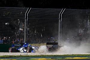 Formula 1 Breaking news Magnussen denies apologising to Ericsson over Melbourne crash