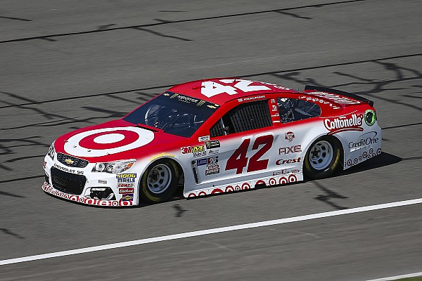 NASCAR in Fontana: Pole-Position für Tabellenführer Kyle Larson