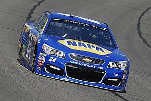 Chase Elliott tops action-packed final practice