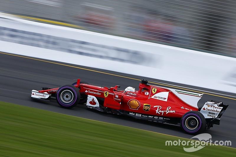 "Sebastian Vettel élu ""Pilote du Jour"" du Grand Prix d'Australie 2017"