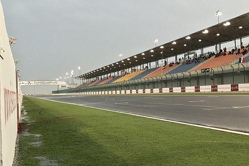 MotoGP plant extra training op natte baan in Qatar