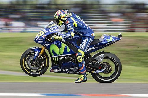 """Rossi: """"Viñales va muy rápido con esta moto; el problema es mío"""""""