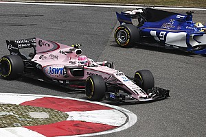 F1 Noticias de última hora Esteban Ocon cree que no han aprovechado sus oportunidades