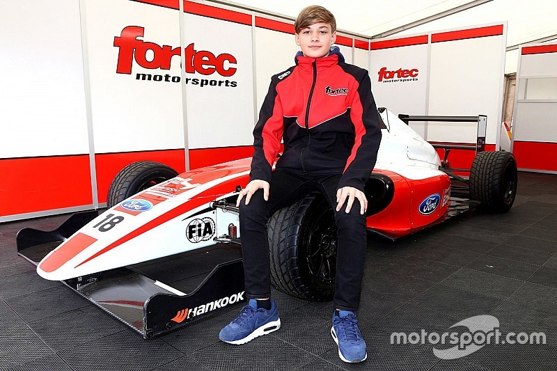 Marcus Ericsson's brother enters junior single-seaters