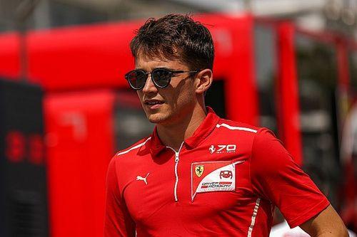 Charles Leclerc vor Formel-1-Einstieg: Freitagseinsätze bei Sauber fix